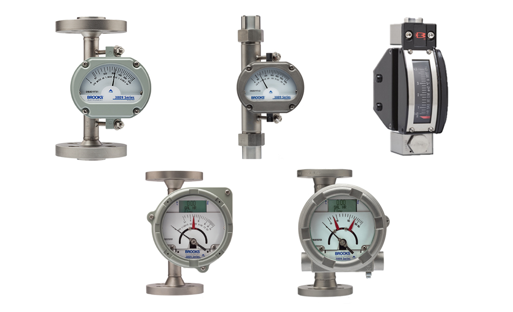Metal Tube Variable Area Flow Meters