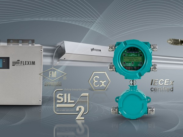 CLAMP-ON ULTRASONIC FLOW METER thumb