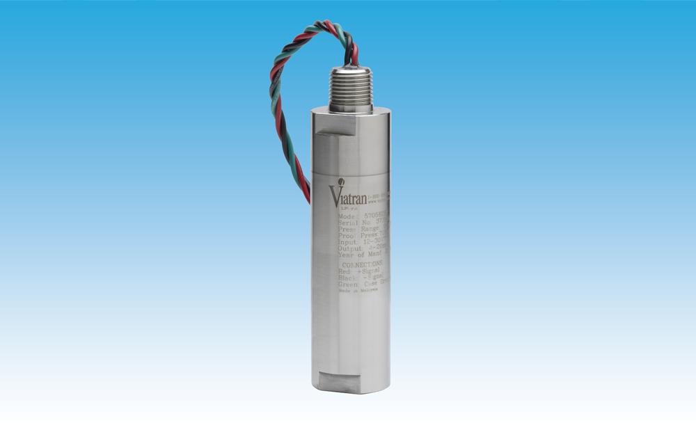 MODEL 570 PRESSURE TRANSMITTER 4-20 mA